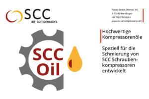SCC Öl