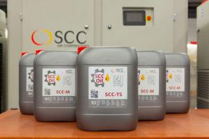 SCC Öl-Kanister